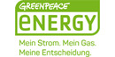 Logo Greenpeace Energy eG in Hamburg